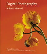 Cover of Horenstein's Digital Photography: A Basic Manual